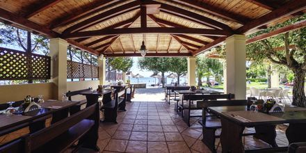 Tavernaen på hotellet