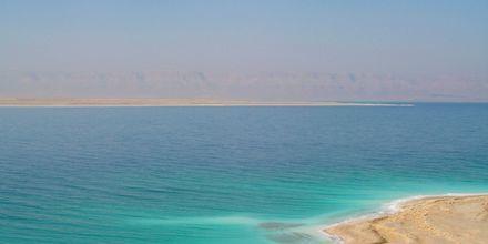 Dødehavet.