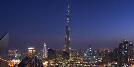 Burj Khalifa – verdens høyeste bygning