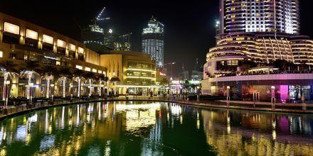 Dubai Downtown i De forente arabiske emirater.