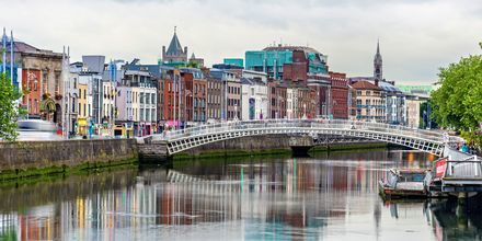 Broen Ha'penny i Dublin.