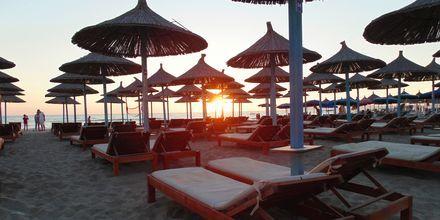 Stranden i Durres
