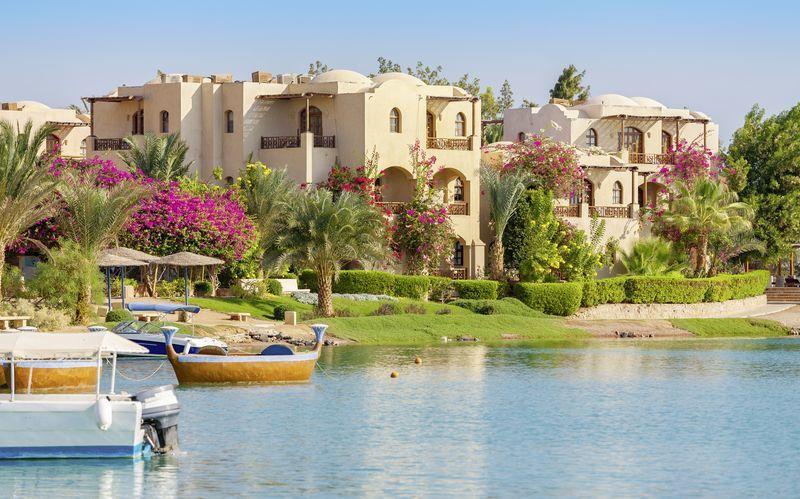 billig fly til egypt