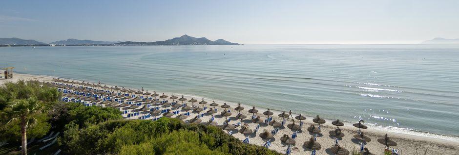 Utsikten fra Playa Esperanza Suites