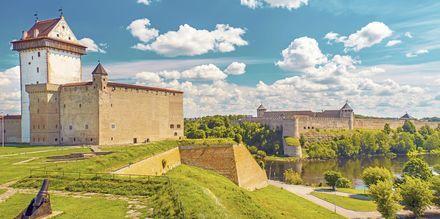Narva, Estland.