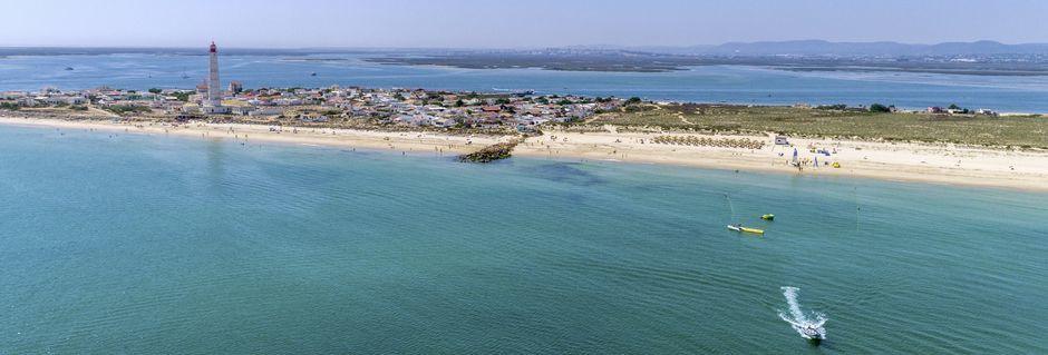 Strand i Faro
