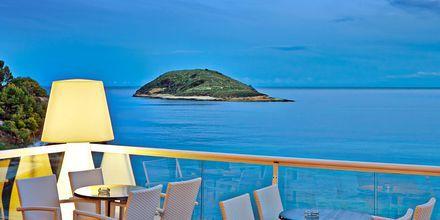 Utsikten fra Flamboyan Caribe