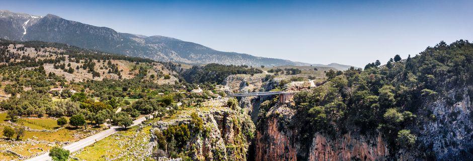 Fotturreise vestre Kreta