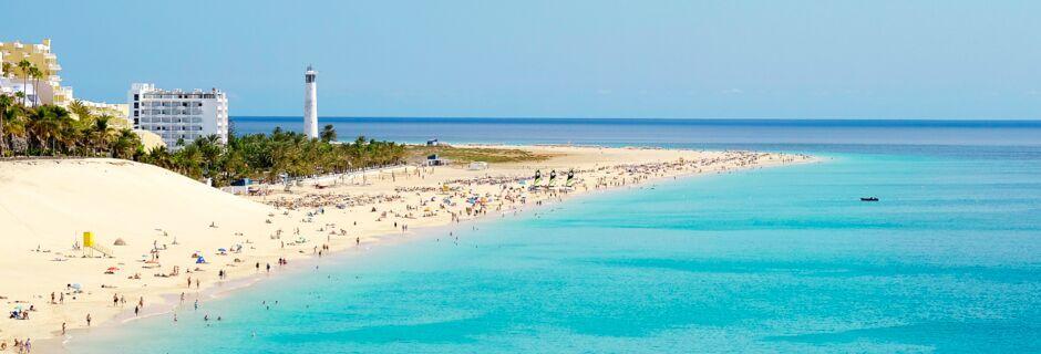 Stranden Morro Jable