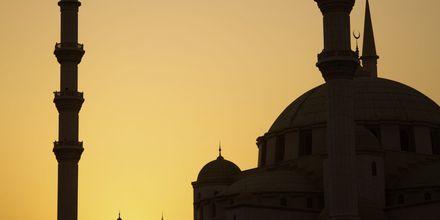 Moské i Fujairah