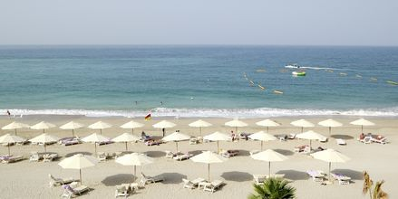 Strand i Fujairah