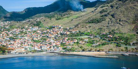 Funchal på Madeira i Portugal.