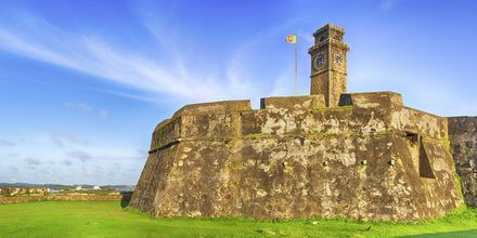 Klokketårnet i Galle