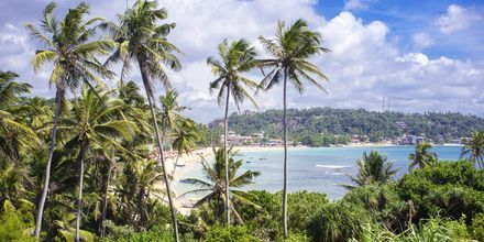 Unawatuna Beach ligger rett utenfor Galle