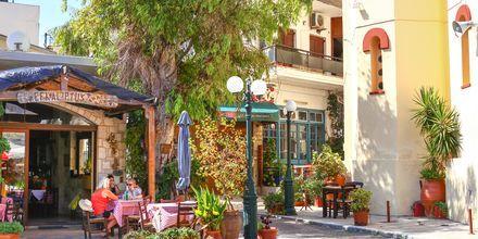 Oppdag koselige Gouves by på Kreta