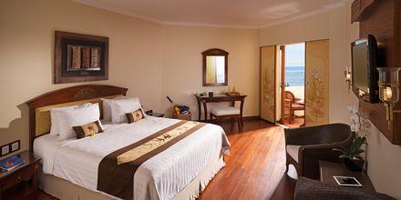 Deluxerum på hotell Grand Mirage Resort i Tanjung Benoa, Bali.