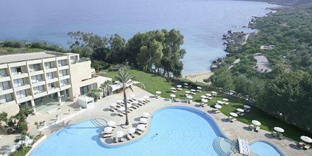 Bassenget på hotell Grecian Park, Kypros.