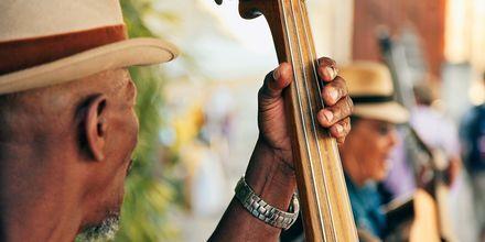 Gatemusikk i Havanna