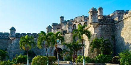 Slottet Los Tres Reyes Magos del Morro