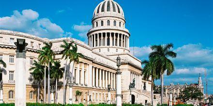 El Capitolio i Havanna
