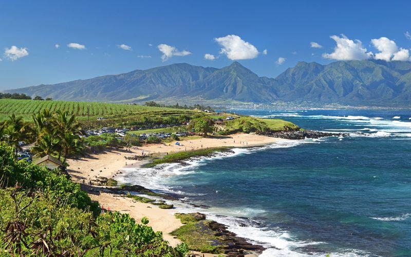 77825b5e Hawaii lokker med vulkaner, hvite strender og en fantastisk natur.