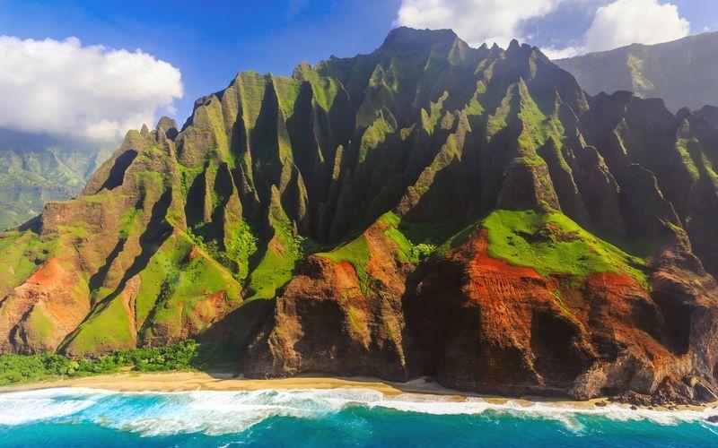 668f69a8 4 / 14 Øya Kauai er et spennende utfluktsmål på Hawaii.