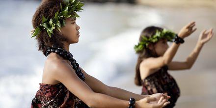 Huladansen har vært en del av kulturen på Hawaii i hundrevis av år.