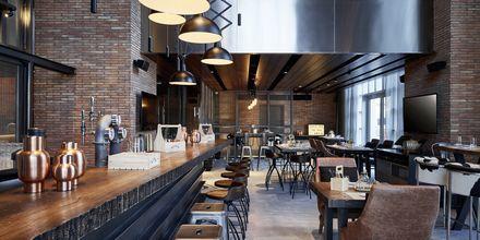Restauranten Ribs and Brews