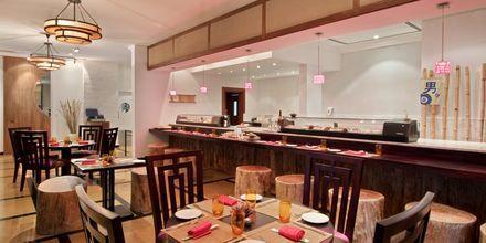 """Restauranten """"Al Bahar""""."""