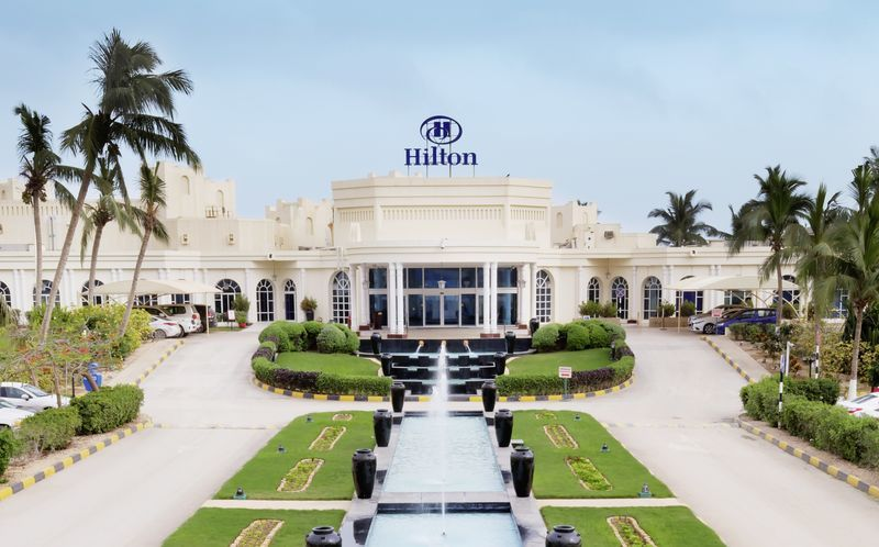 Hilton Salalah Resort