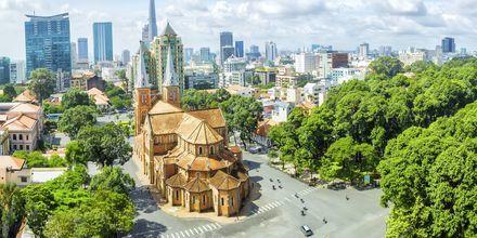 Imponerende Notre Dame