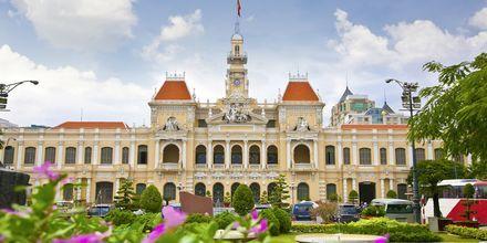 Rådhuset i Ho Chi Minh-byen