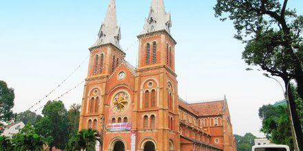 Notre Dame – Ho Chi Minh-byen