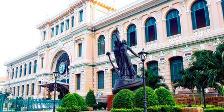Postkontoret – Ho Chi Minh-byen
