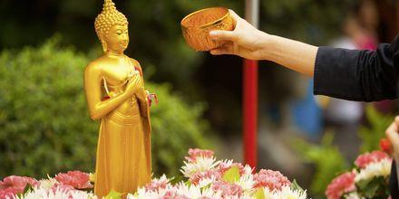 Alltid tilstedeværende Buddha