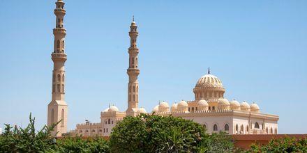 Moskeen El Mina Masjid i Hurghada