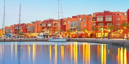 Marinaen i Hurghada