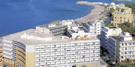 Hotel Ibiscus i Rhodos by