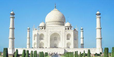 Nasjonalmonumentet Taj Mahal