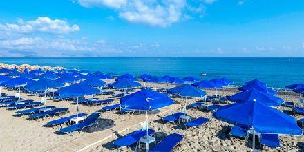 Stranden ved Indigo Mare