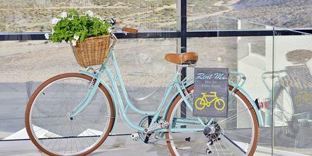 Lei sykkel på hotellet