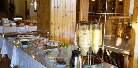 Frokost på hotellet