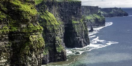 Cliffs of Moher, et fantastisk utfluktsmål.