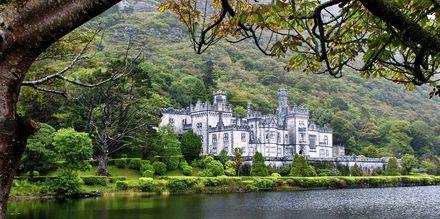 Kylemore Abbey – et ikonisk slott i Irland.