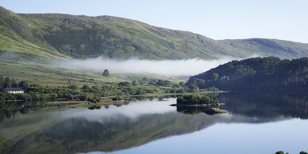 Nasjonalparken Connemara er eksepsjonelt sted i Irland.