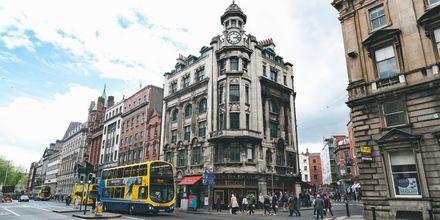 Dublin – Irlands hovedstad.