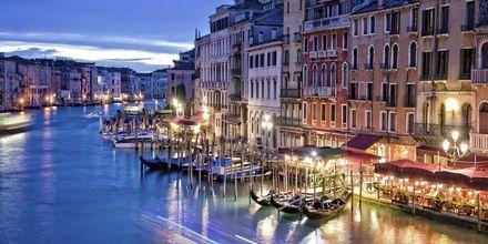 "Grand Canal – Venezias ""hovedgate"""