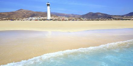 Morro Jable, Jandia, Fuerteventura, Spania.