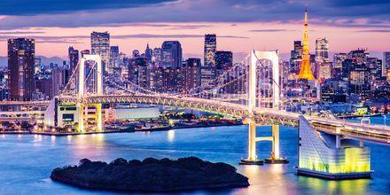 Japan er et fantastisk spennende land, med Tokyo som hovedstad.