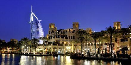 Burj al Arab i det fjerne